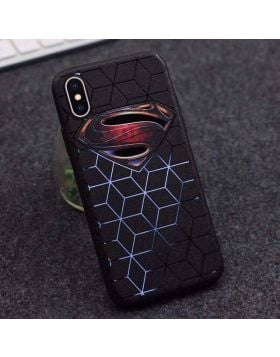 Avengers Superman iPhone Case