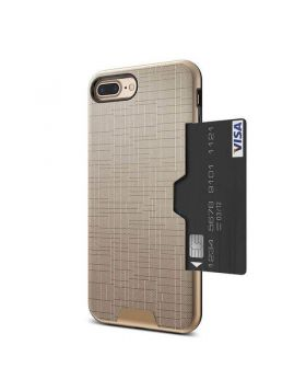Card Slot Wallet iPhone Protective Case