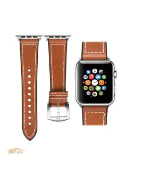 Classic Design Apple Watch Leather Band 38mm 42mm 40mm 44mm