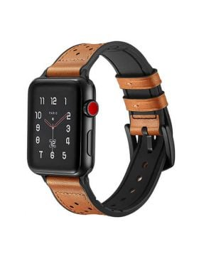 Classic Leather Bands For Apple Watch Series 5/4/3/2/1