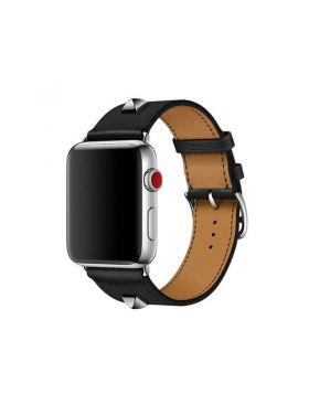 Classic Single Tour Apple Watch Leather Band 44mm/42mm/40mm/38mm