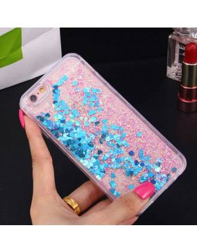 Dynamic Liquid Quicksand Soft TPU iPhone Protective Case