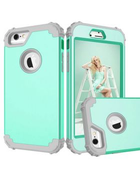 Hybrid Full Body Protect Anti-Knock Armor Phone Case For iPhone