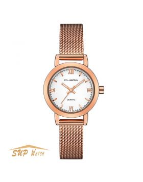 Luxury Women's Gold Quartz Watch