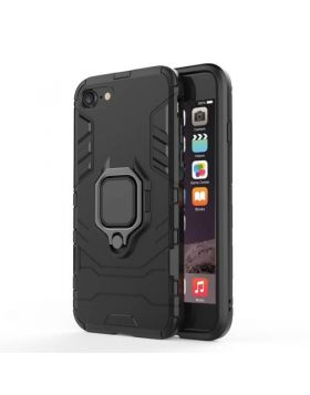 Magnetic 2 in 1 Shockproof Case Cover For iPhone With Kickstand