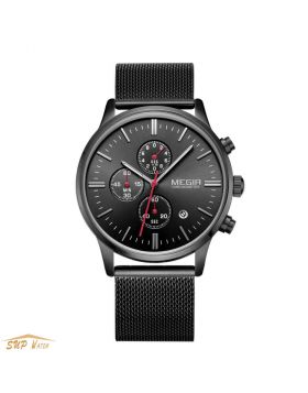 Men's Chronograph Steel Watch