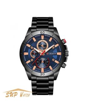 Men's Fashion Casual Alloy Wrist Watch