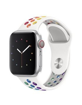 Pride Edition Nike Style Sport Band for Apple Watch