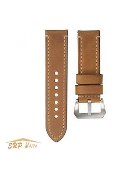 Retro Genuine Leather Watch Band