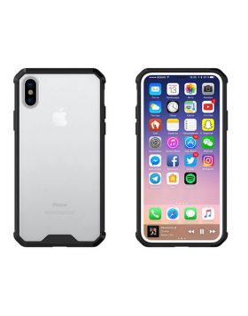 Shockproof Clear Case For iPhone X & iPhone Xs