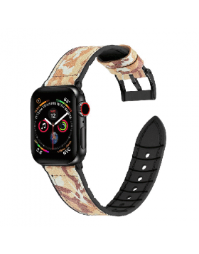 Silicone Apple Watch Sports Band 38mm 40mm 42mm 44mm