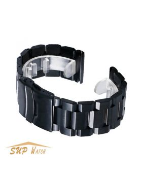 Stainless Steel Watch Band + Spring Bars