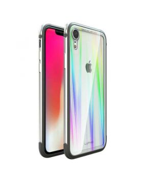 Ultra-thin Tempered Glass Clear Case For iPhone XR &  iPholne X & iPhone Xs & iPhone Xs Max