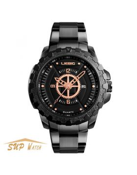 Unique Design Men's Military Outdoor Sports Quartz Watch