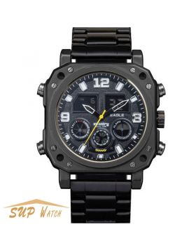 Unique Men's Chronograph Wristwatch