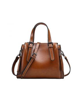 Women Genuine Leather Fashion Crossbody Bag