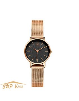 Womens dress gold watch