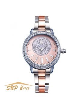 Women's Luxury Crystal Wrist Watch
