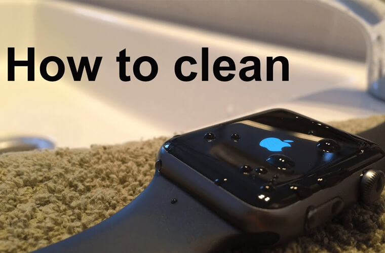 How to clean 6 different materials of Apple watch bands