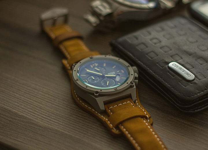 How to choose the best mens leather strap watches - Shopping Tips