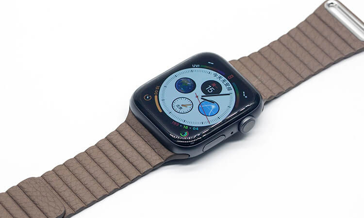 Leather Loop Band For Apple Watch Series 4/3/2/1