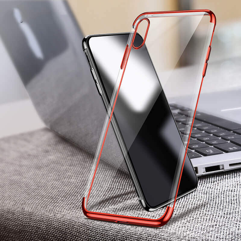 Ultra-thin Clear Case For iPhone X & Xr & Xs & Xs Max