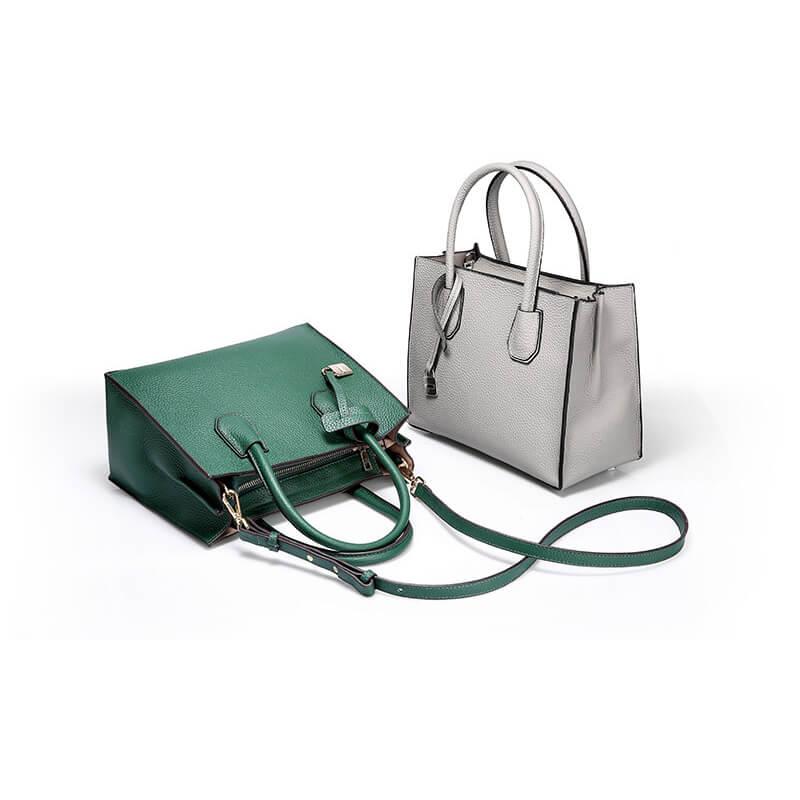 Women Genuine Leather Fashion Tote Bag