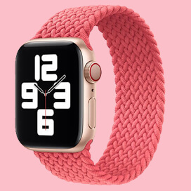 Braided Solo Loop Band For Apple Watch